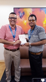 AUTHOR  MANOJ YADAV TO LAUNCH HIS NEW BOOK – 101 SECRETS OF PROJECT RISK MANAGEMENT  AT TITLE WAVES  BANDRA MUMBAI ON 31ST AUGUST  2019