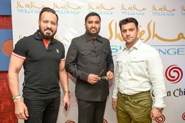 Official Launch Of  Sheesha Sky lounge 2.0  Open China – High Energy Bar  Owned  by Ali Reza Abdi