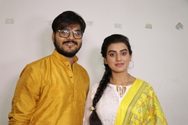 Akshara Singh And Kallu Pair For The First Time On The Big Screen