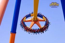 Magic Mountain – India's Largest Amusement Park Now In Lonavala !