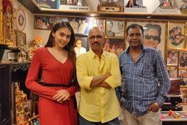 Hindi Film Miss Masala Dosa Actress Lavina Israni Was Invited As Celebrity Judge At IIT Powai Mood Indigo