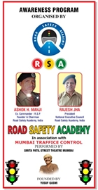 Smita Patil Street Theatre Celebrate Road Safety Week In Munbai & Gujarat
