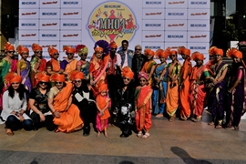 KORUM Mall celebrates the Spirit & Might of Chhatrapati Shivaji Maharaj at the MAHA Fest 2020