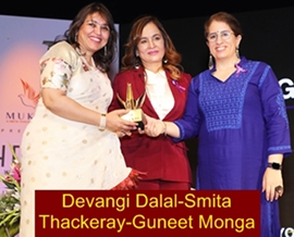 Smita Thackeray's Mukkti Foundation Brings Women Of Substance Together With Each For Equal  All-Women Conclave