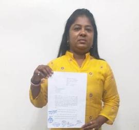 Kamlesh Mujawar's Husband Dies Due to Late Treatment, Hospital Outbreak