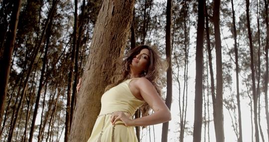 Mrinmai Kolwalkar Actress of Miss Masala Dosa as a Judge at Sakal Beauty of Maharashtra