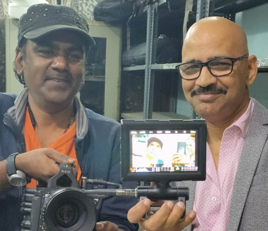 Manu Punjabi Of Big Boss Fame Joins The Starcast Of Miss Masala Dosa Film Written And Directed By Alok Shrivastava